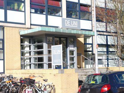 Openingsborrel gebouw De Uni en praktijk VIA op 17 mei 2018